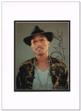 Pharrell Williams Autograph Signed Photo Happy